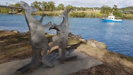 Things to Do in Tannum Sands: #3 Boyne Tannum Turtleway Artscape